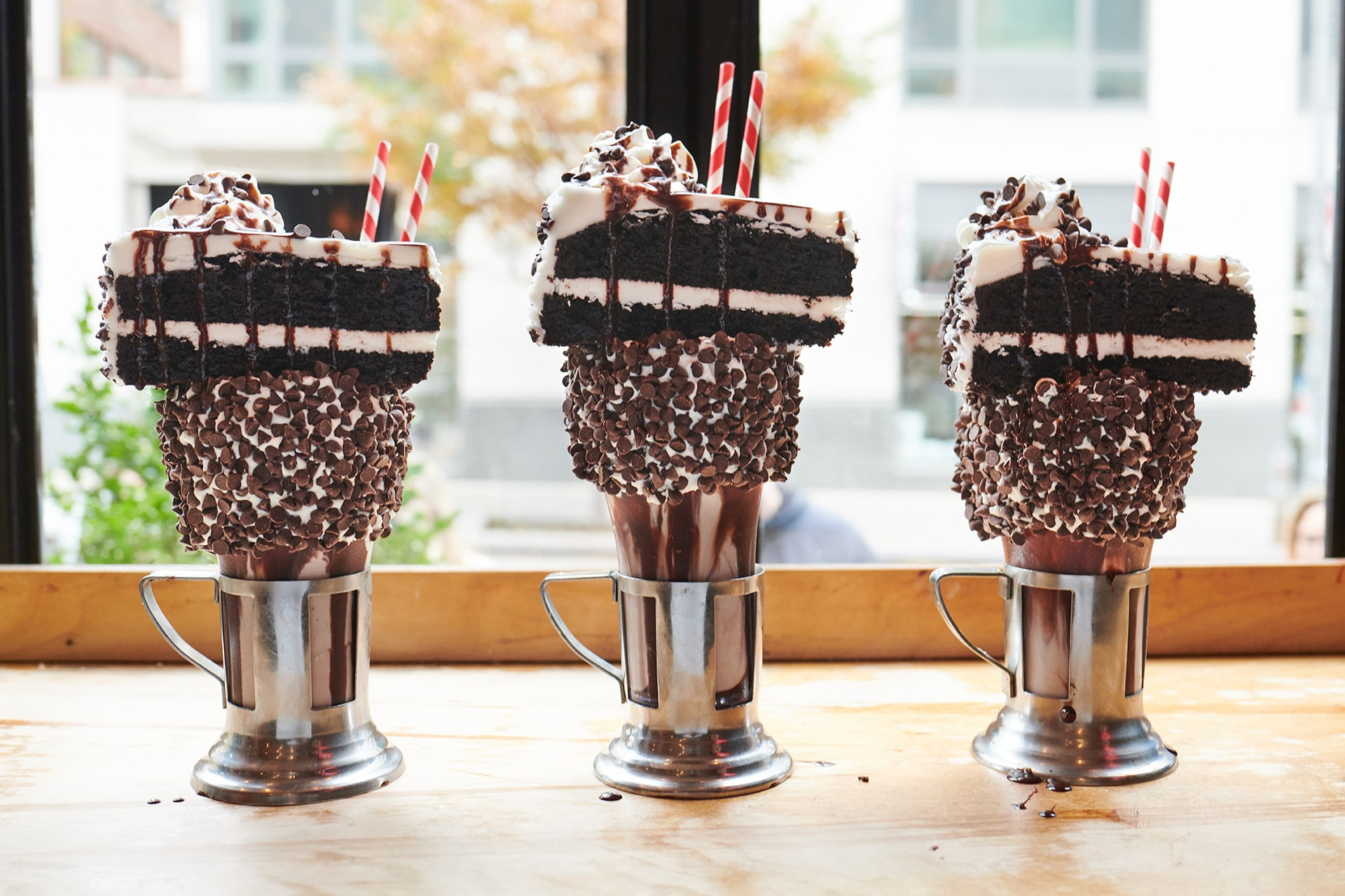 Black Tap_Vegan Black 'N White CakeShake 2_Photo Credit Black Tap