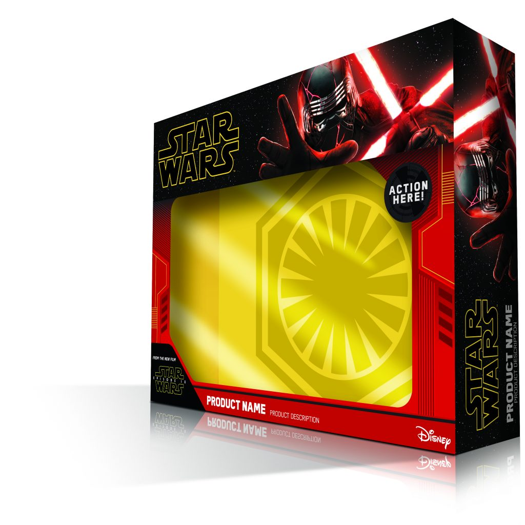 Star Wars: The Rise of Skywalker Product Packaging Revealed @ Star Wars Celebration