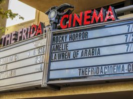 The Friday has a vast array of film offerings from vintage to modern day cult classics.