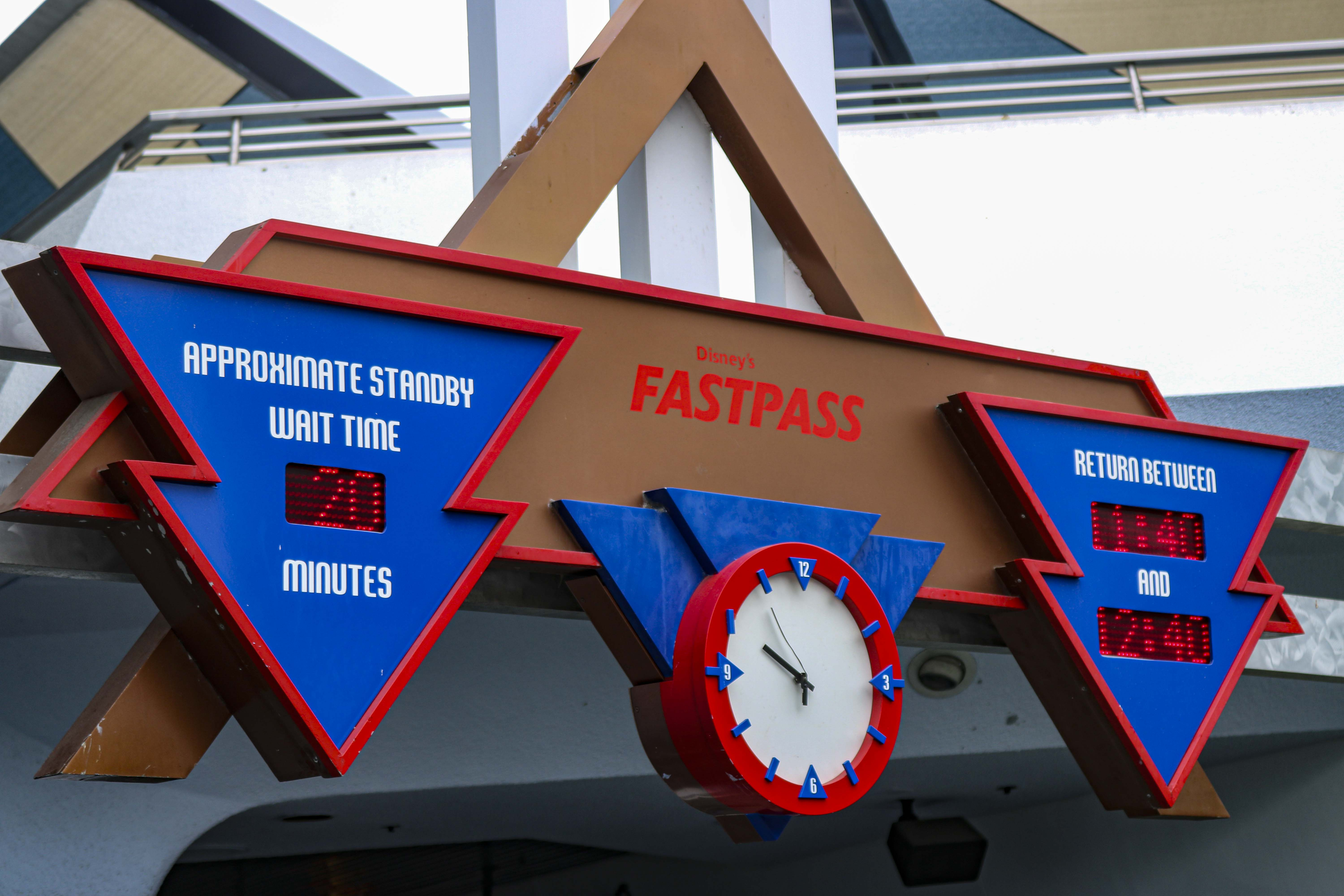 Wait times resort wide were lower than expected. prompting those to ask the question: What comes next?