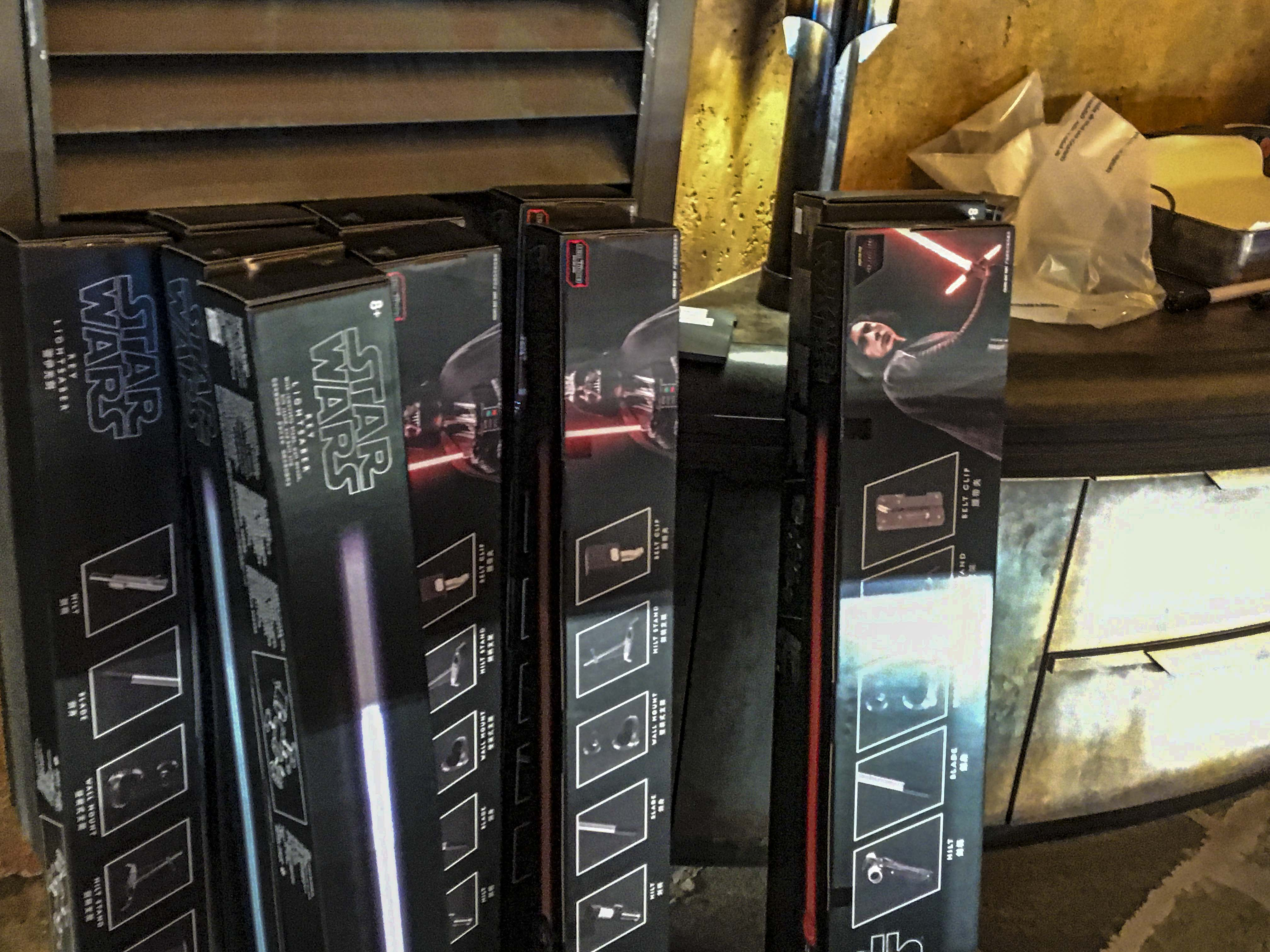 Star Wars: Galaxy's Edge Merchandise Selling Out Rapidly