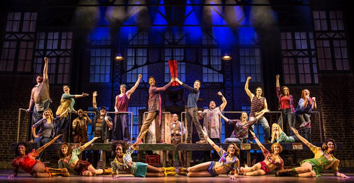 Kinky Boots Review - The Ensemble